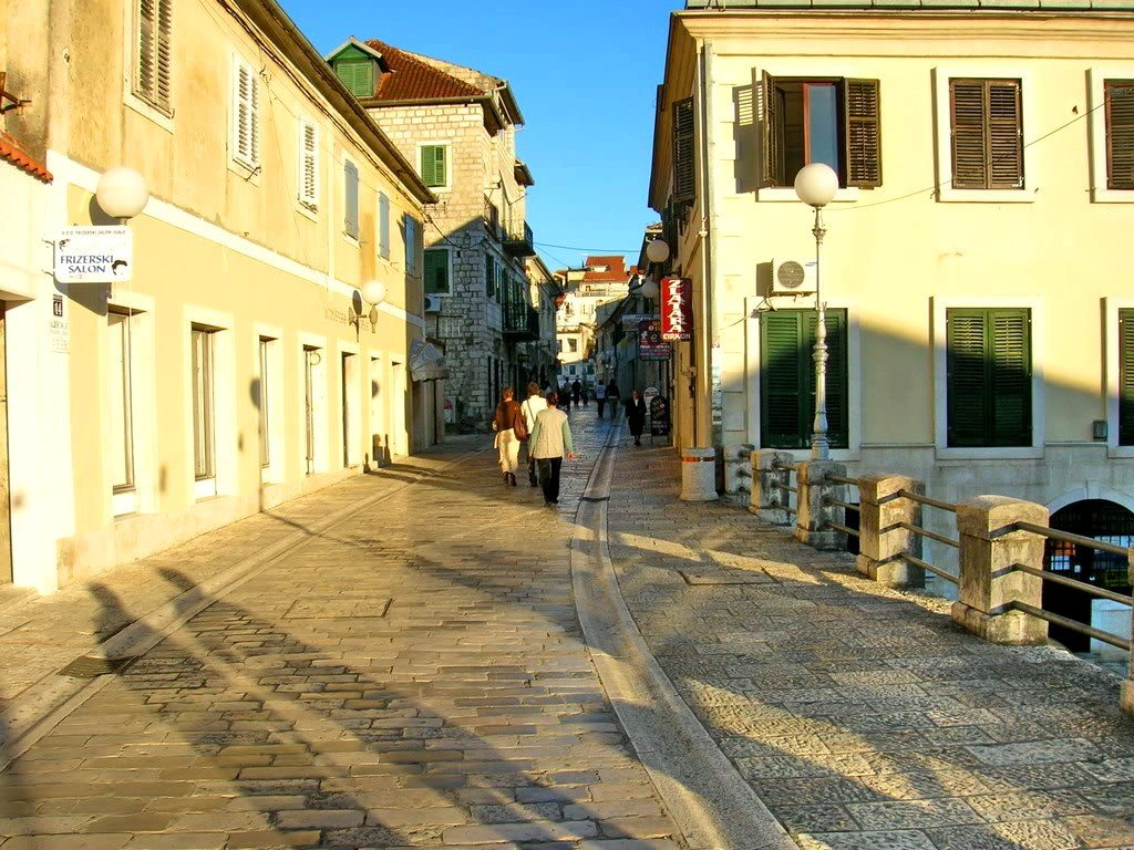 Coastal towns in Montenegro - Herceg Novi