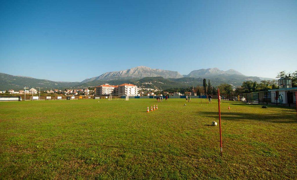 Football Field - Igalo