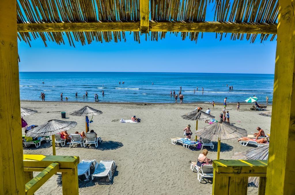 Great Beach in Ulcinj