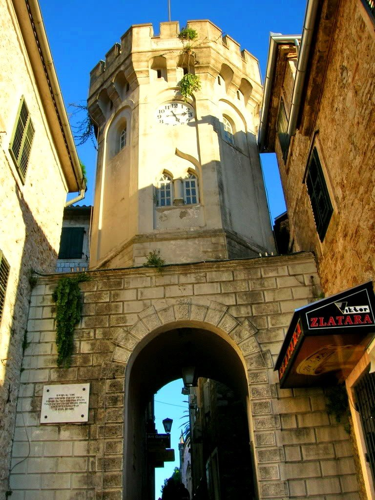 Herceg Novi - Clock Tower