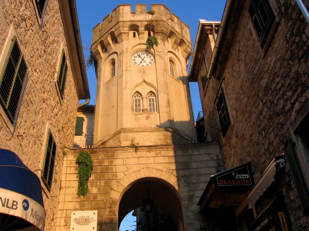 Herceg Novi Clock Tower - Tora