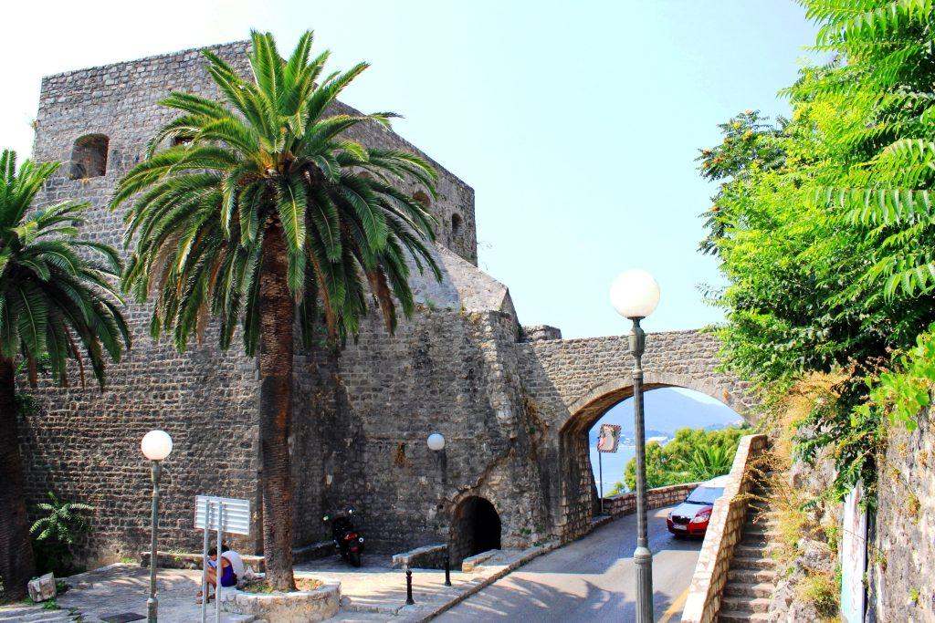 Herceg Novi - Forte Mare Fortress