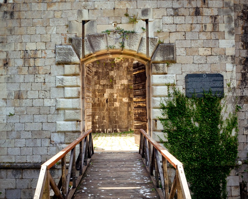 Herceg Novi - Wooden Bridge