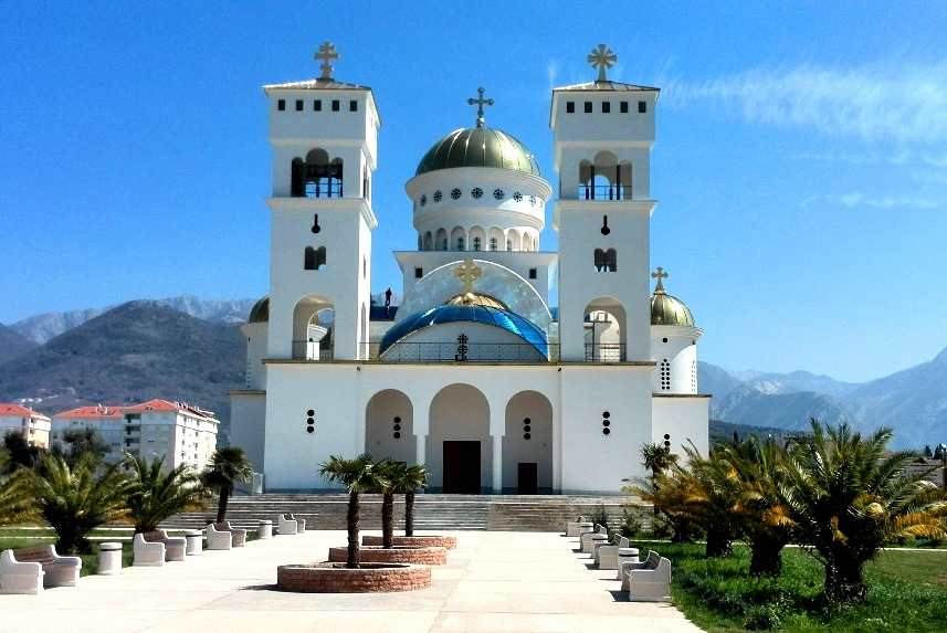 Cathedral of St. John Vladimir Bar