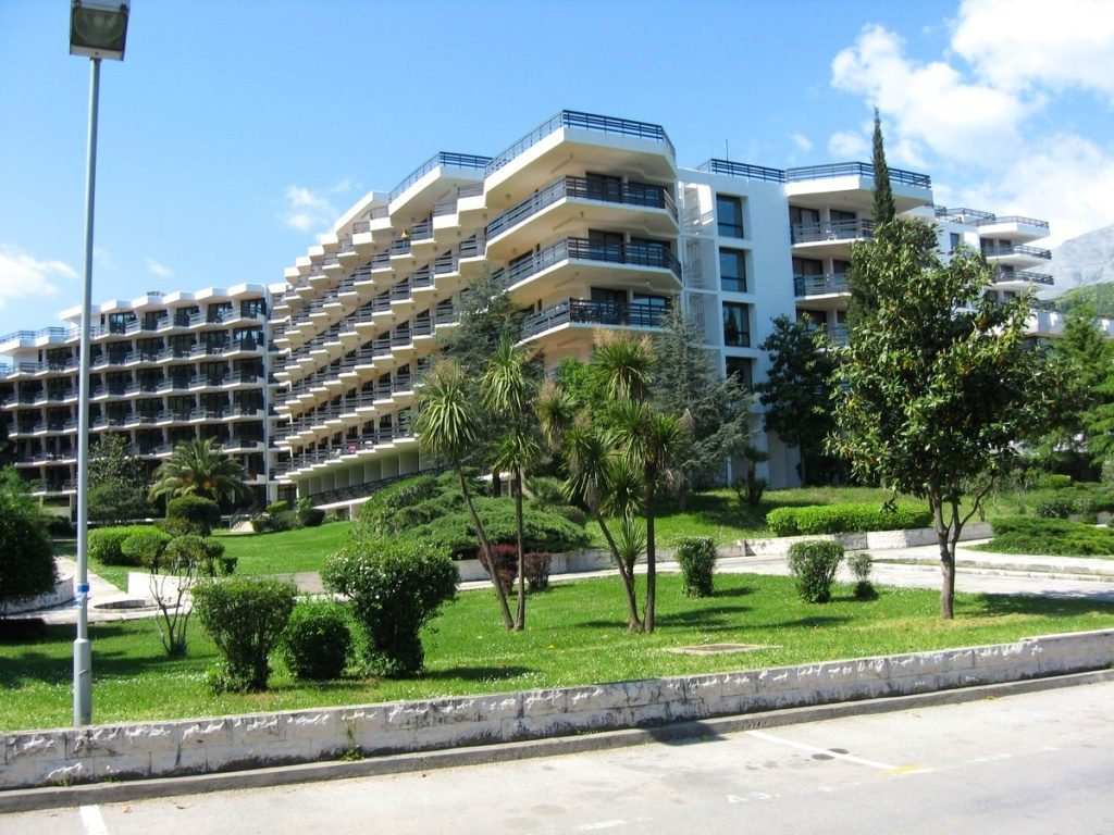 Institut Simo Milosevic - Igalo