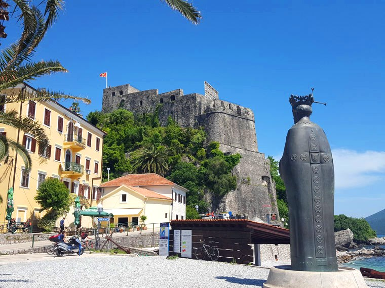 King Tvrtko and Forte Mare Fortress Herceg Novi
