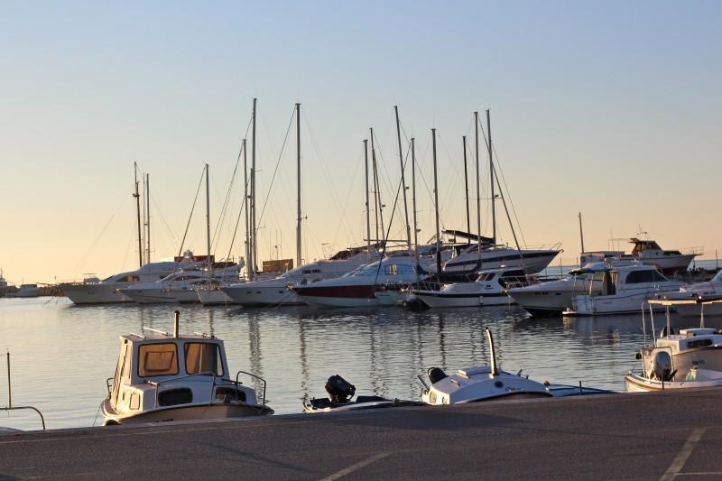 Bar Montenegro - Marina