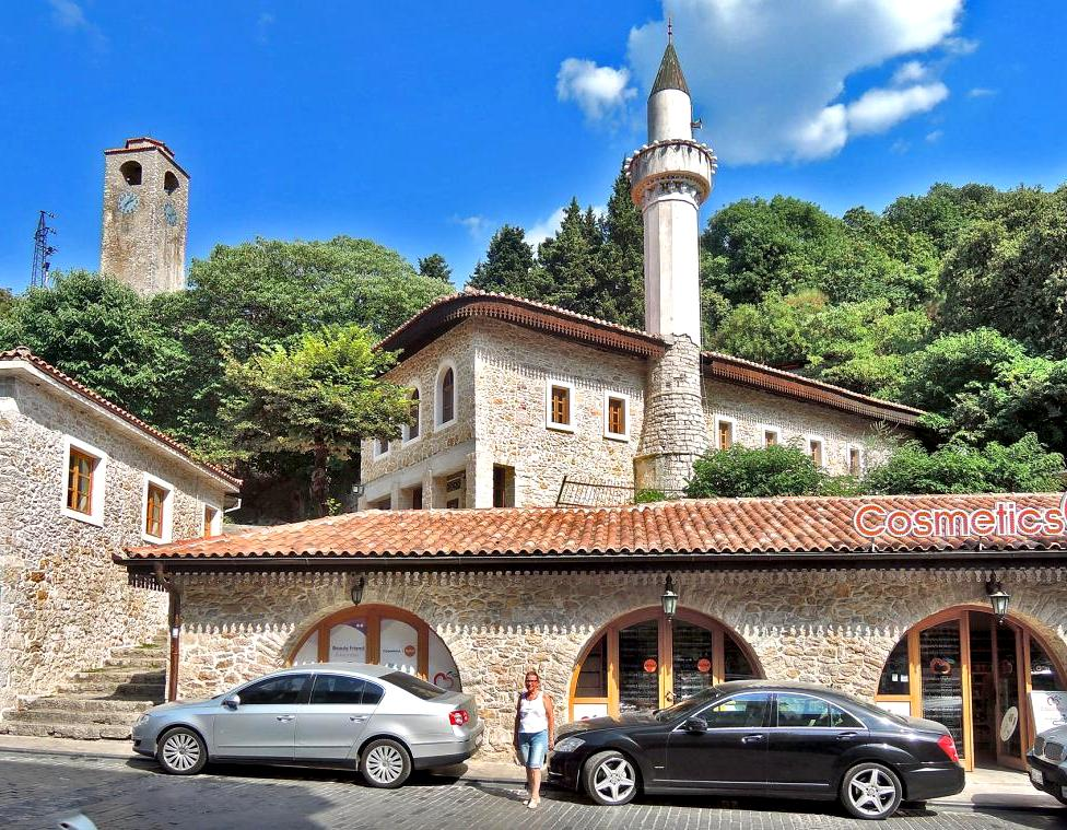 Pasha's Mosque Ulcinj