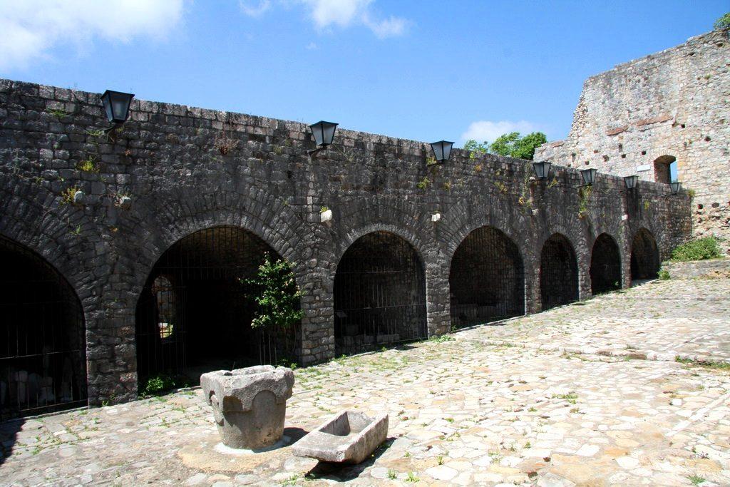 Prison units of Slaves - Ulcinj Old Town