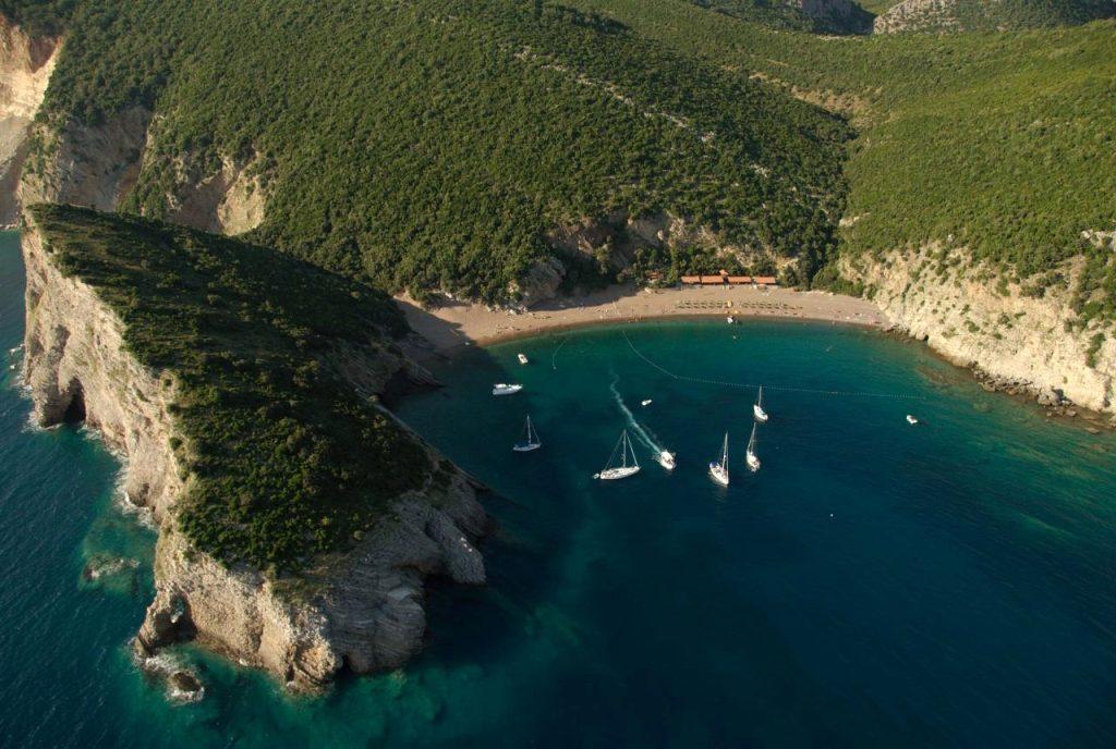 Queen's beach near Bar - Montenegro