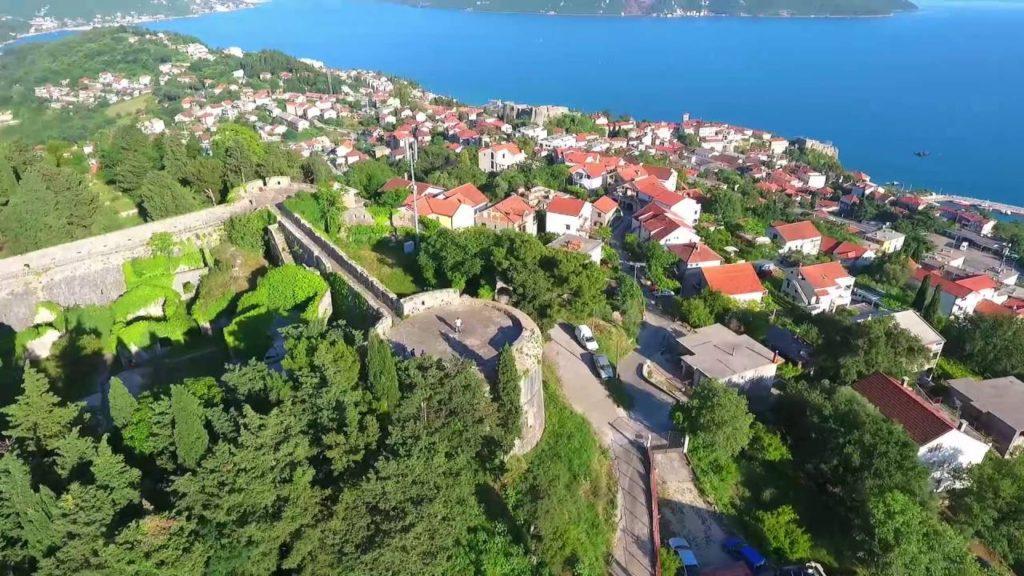 Spanjola Fortress - Herceg Novi
