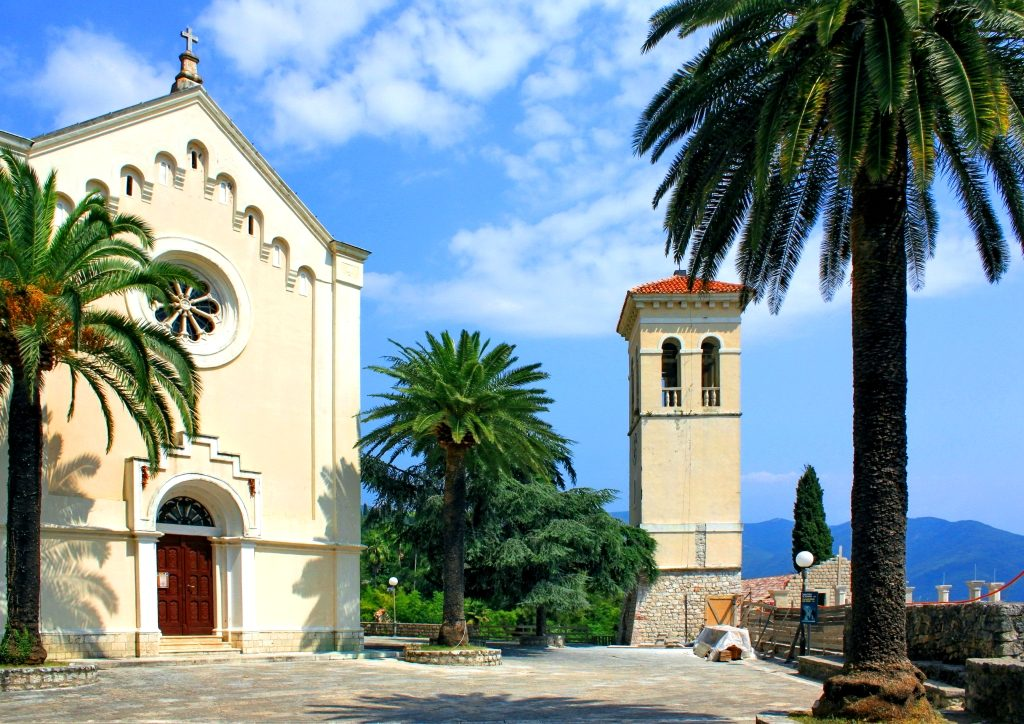 St. Jerome Church Herceg Novi