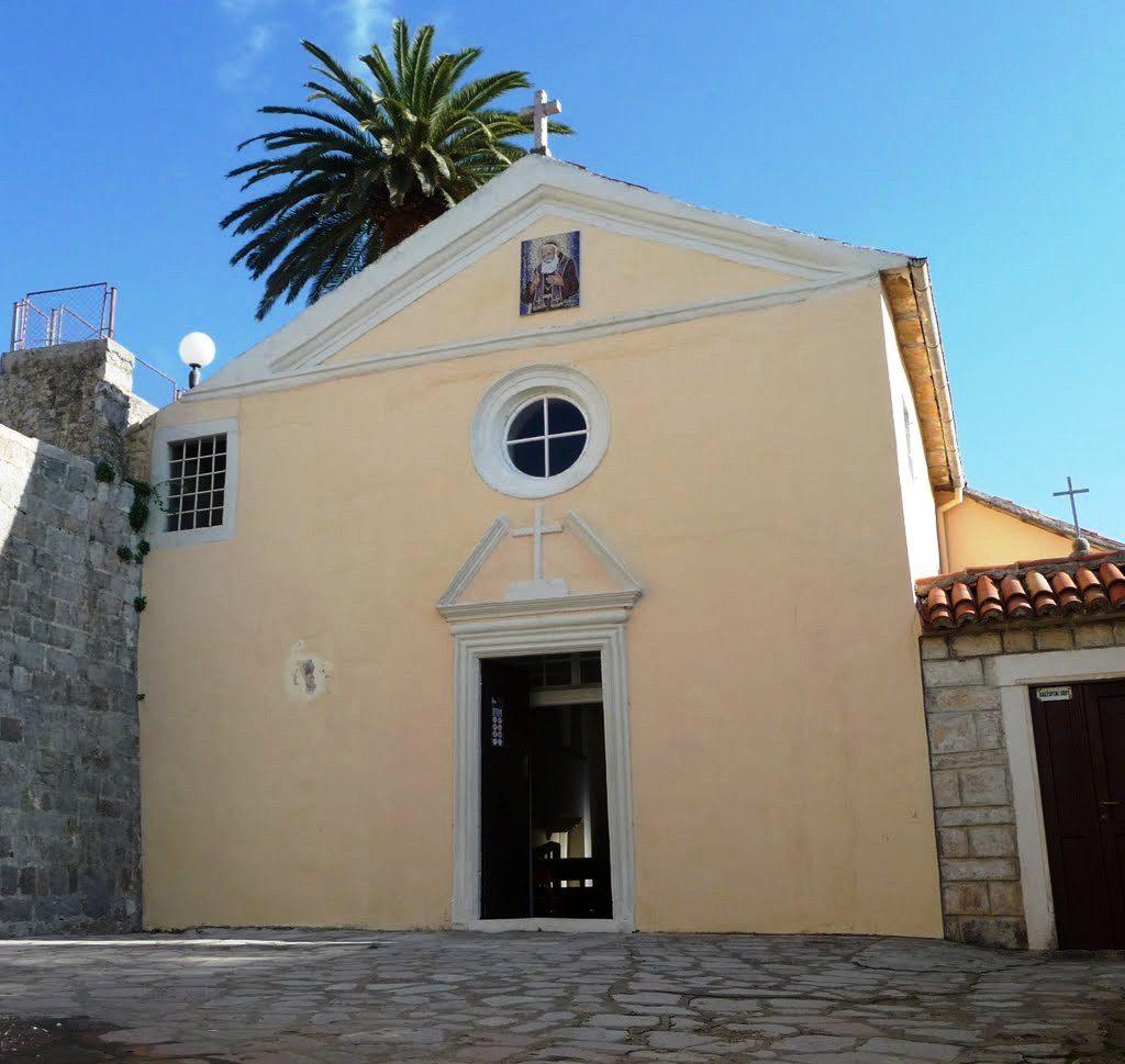 St. Leopold Mandic Church - Herceg Novi