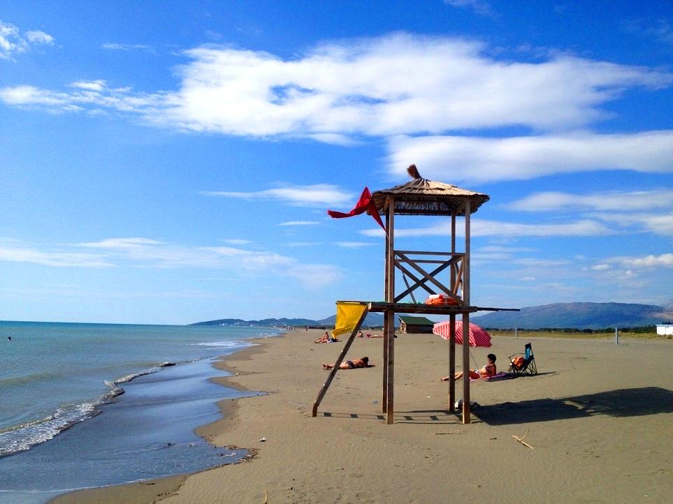 Ulcinj - Great Sandy Beach