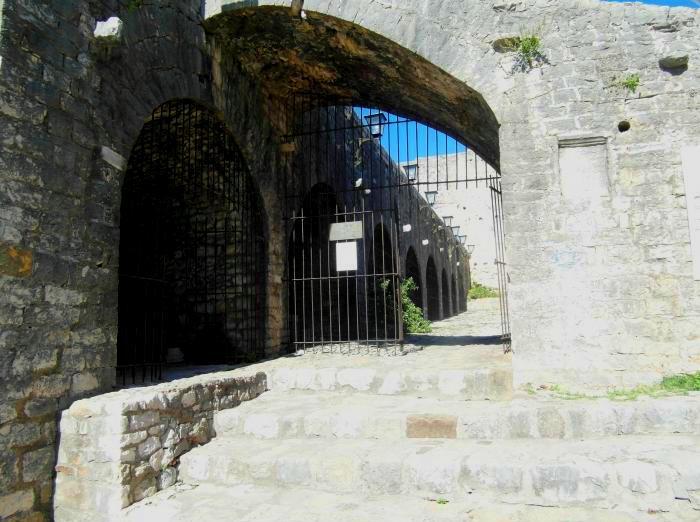Ulcinj Old Town - Slaves Market