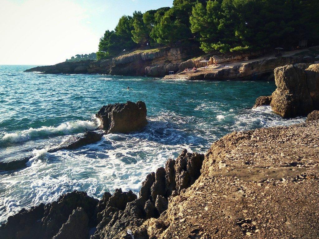 Ulcinj - Rocky Beach
