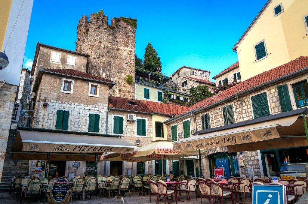 Western Tower Herceg Novi