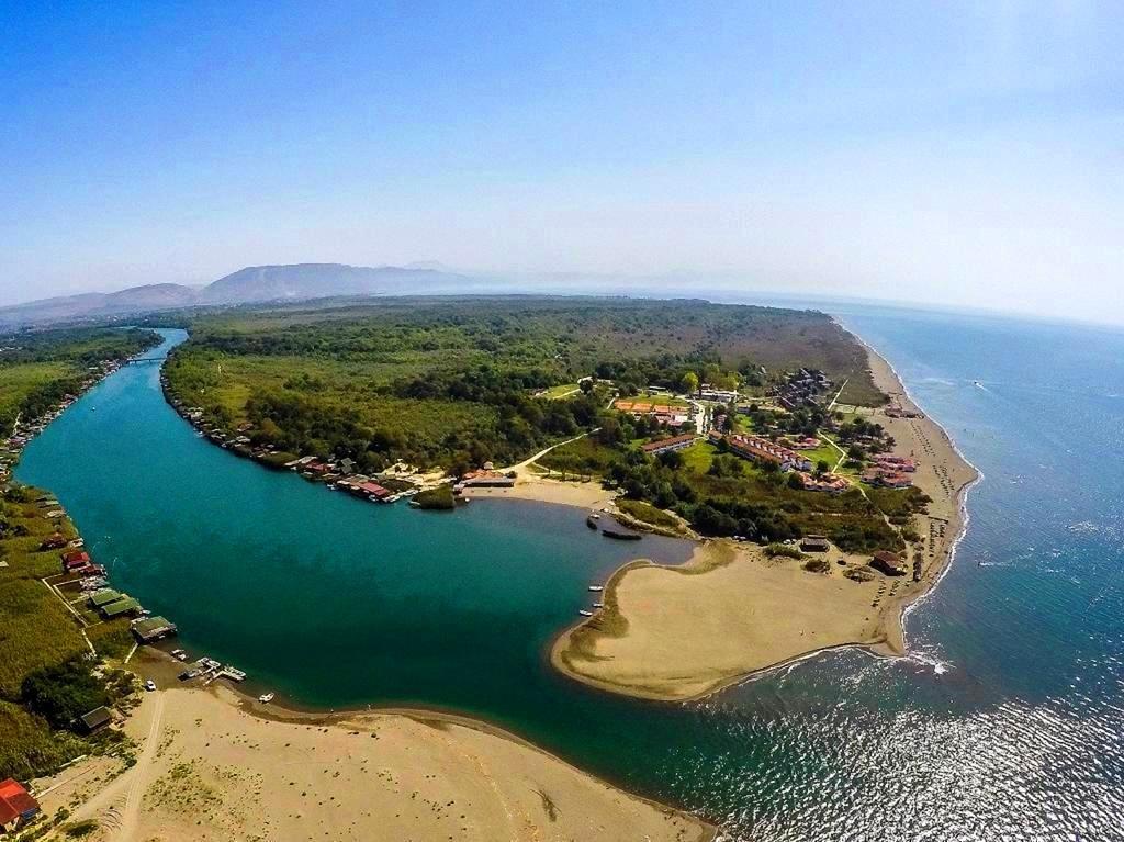 Island Ada Bojana