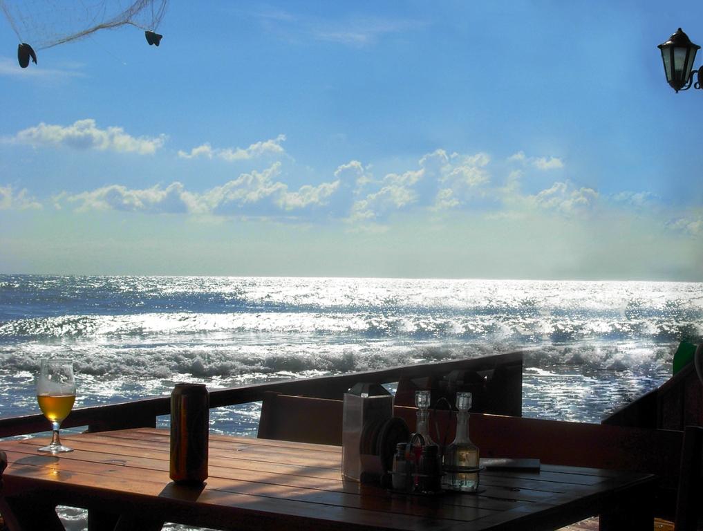 Beach restaurant - Ada Bojana