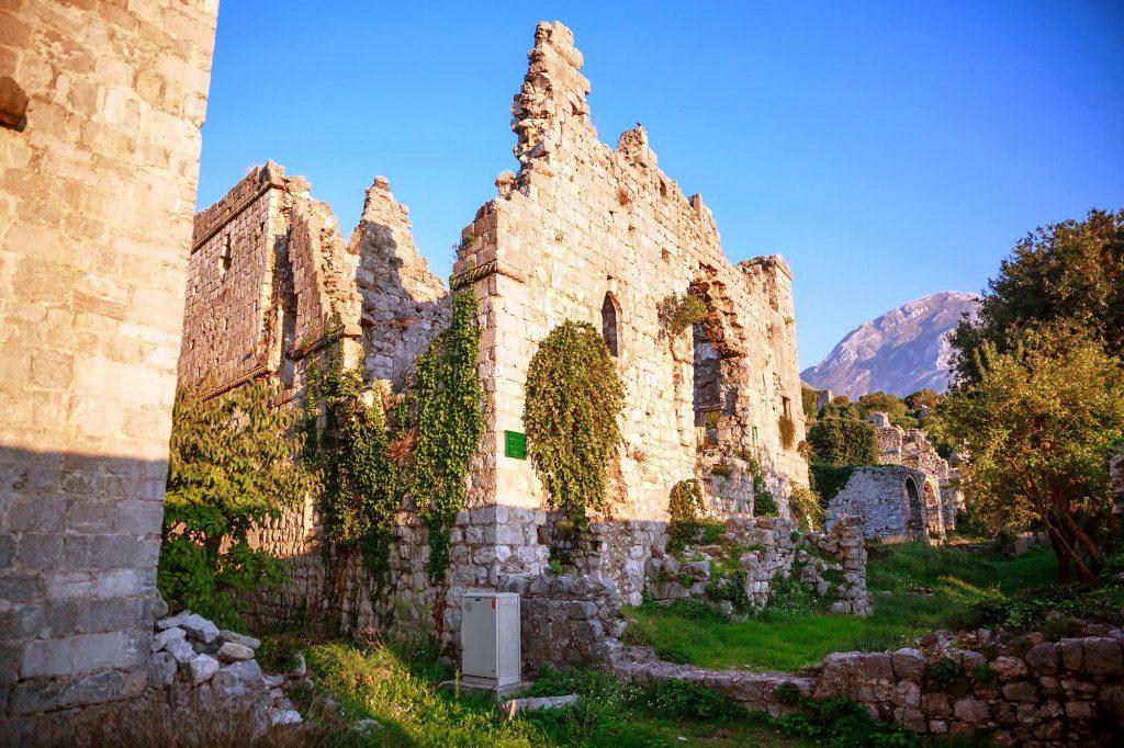 Montenegrin Pompeii - Bar old Town