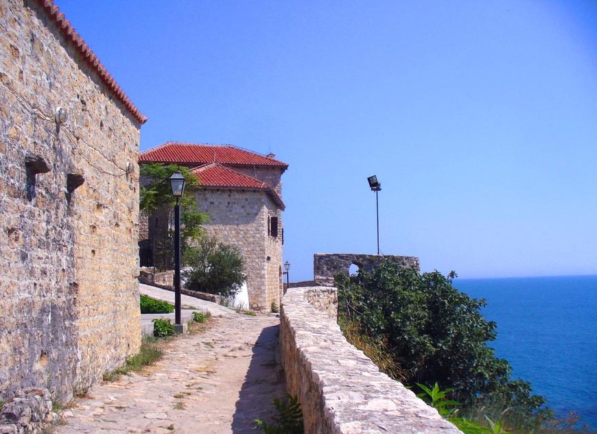 Ulcinj Fortress