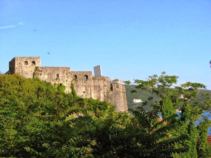 Fortress Forte Mare - Herceg Novi