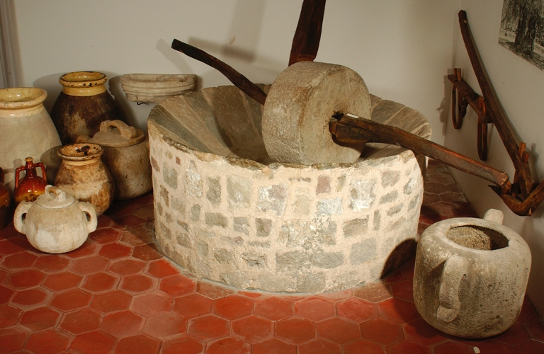 Stone Olive Mill