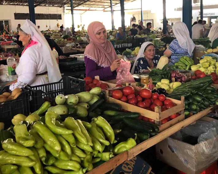 Ulcinj Market