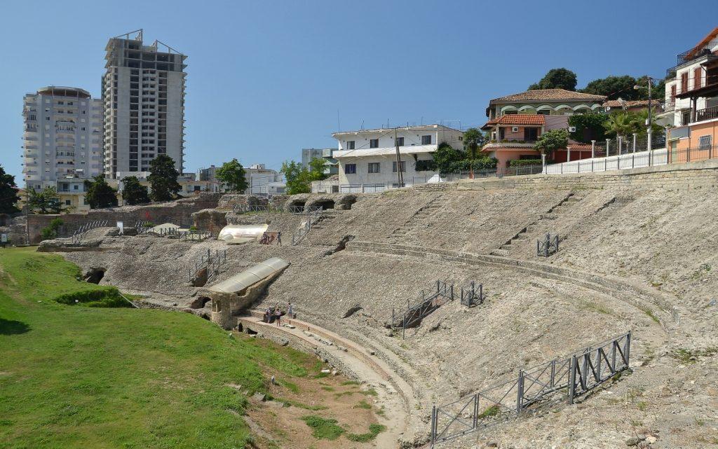 Amphitheatre of Durres