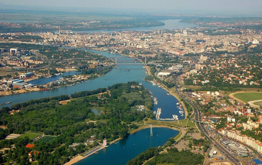 Belgrade - Capital of Serbia