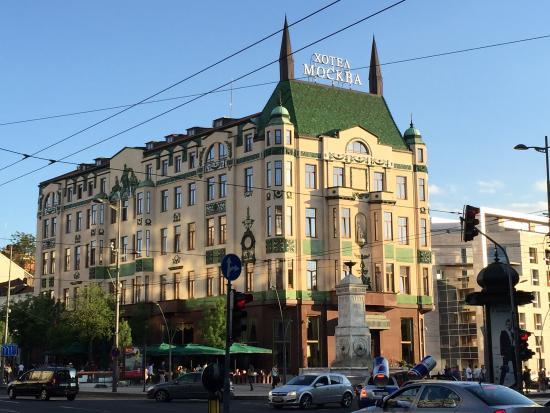 Belgrade - Hotel Moskva