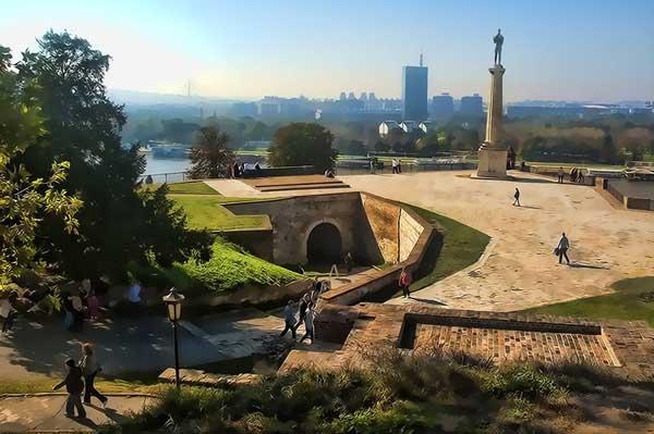 Belgrade - Kalemegdan