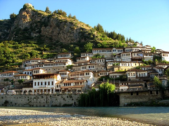 Balkan Kaleidoscope - Berat Albania
