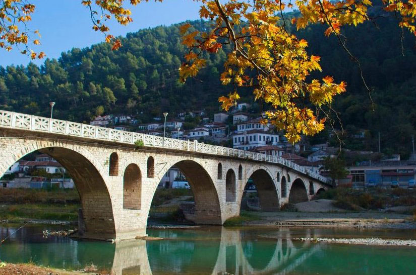 Gorica Bridge Berat