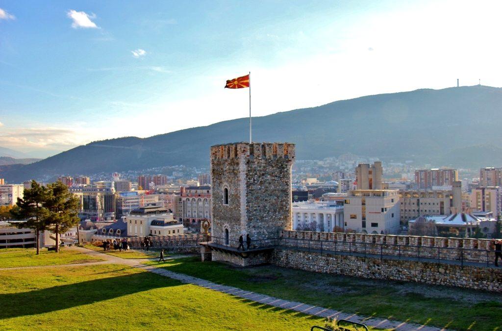 Kale Fortress Skopje - Macedonia