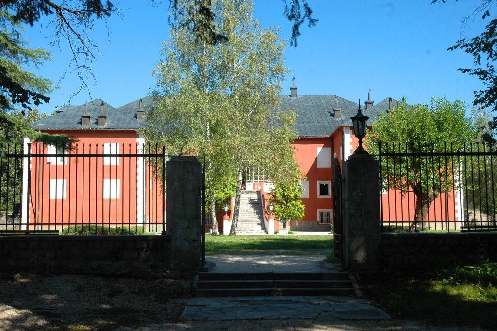 King's Nicholas palace Cetinje – State museum of Montenegro