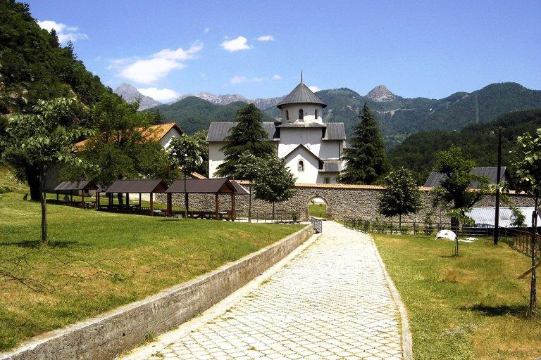 Kloster Moraca