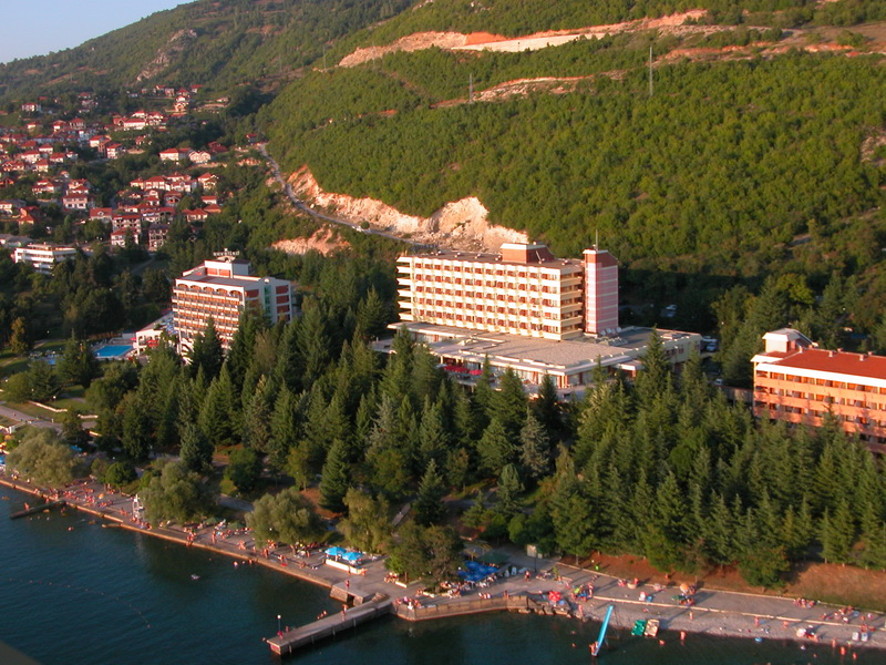 Metropol Lake Resort Ohrid