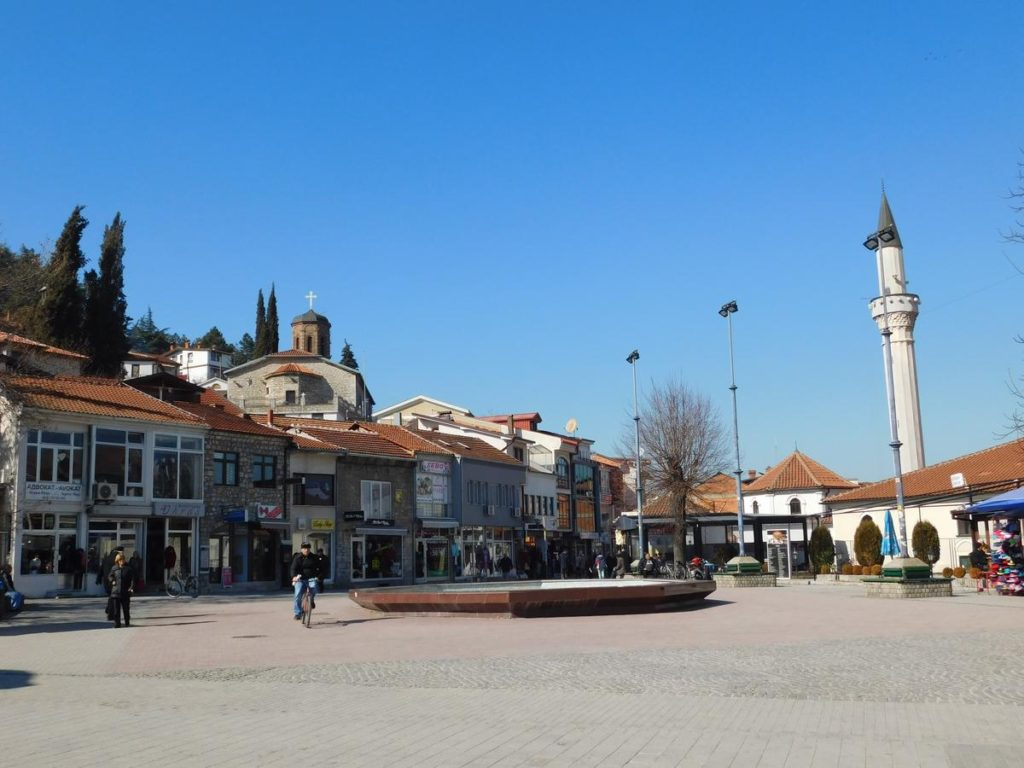 Ohrid Downtown