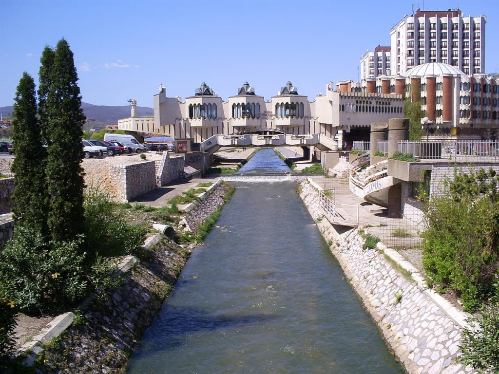 Raska River Novi Pazar