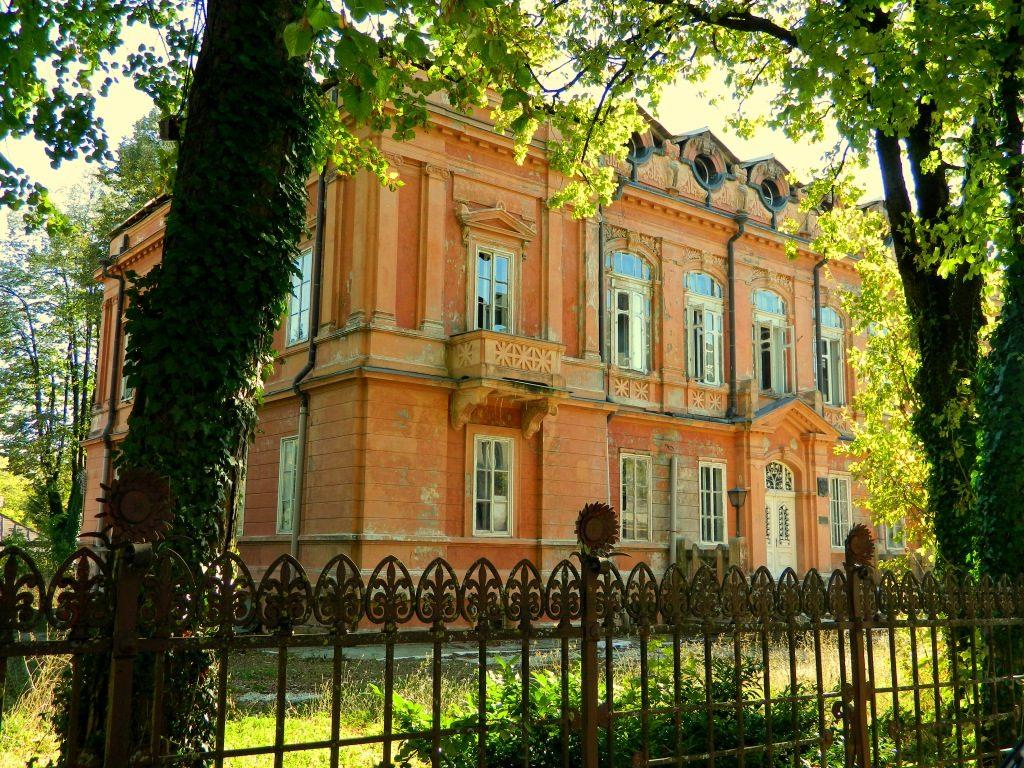 Russian Embassy Cetinje