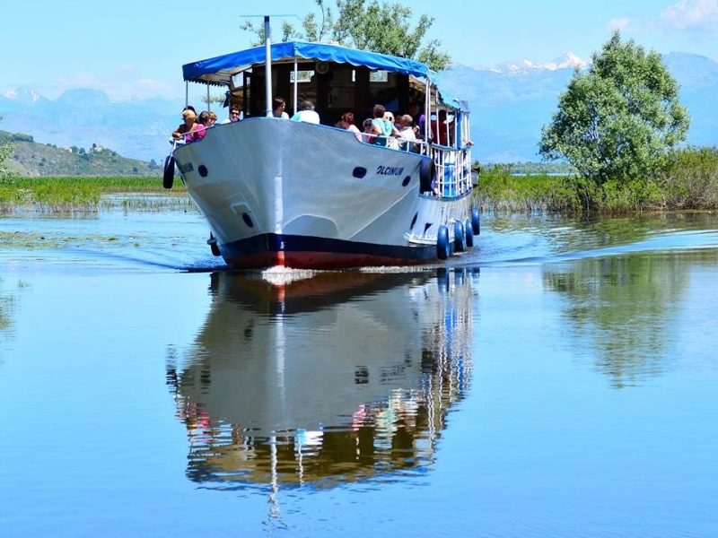 Boat Ride - Skadar Lake
