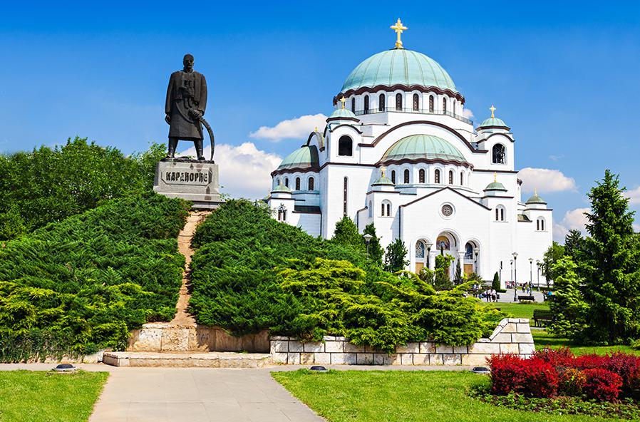 Temple of Saint Sava Belgrade