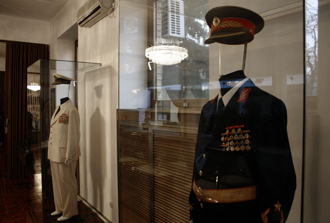 Uniforms of Josip Broz Tito