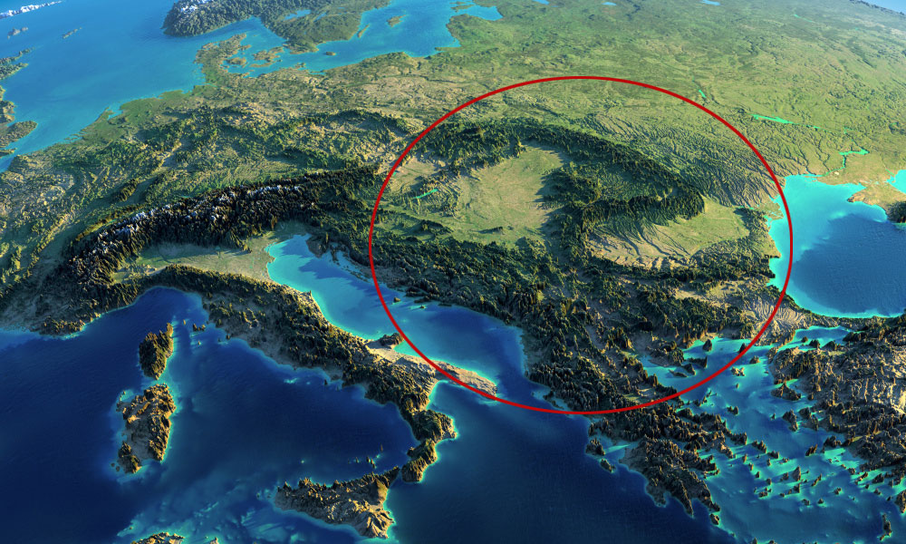 Balkan Relief