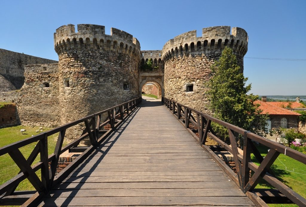 Belgrade Kalemegdan Fortress