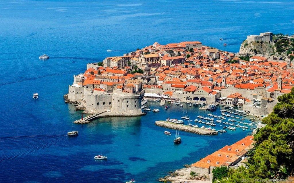 Balkan Kaleidoscope - Dubrovnik