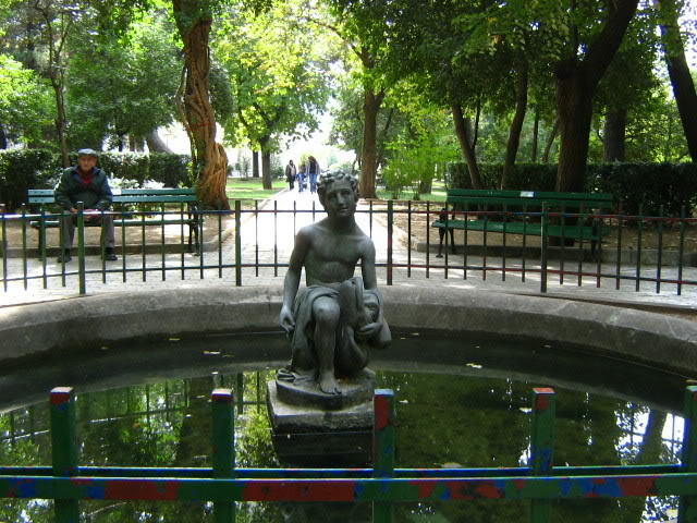City park Trebinje