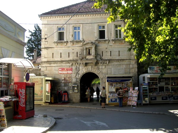 Entrance to Old Town of Trebinje