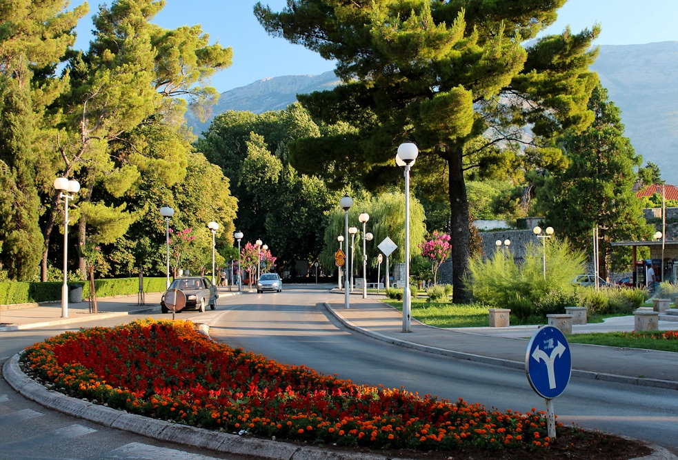 Entrance to Trebinje